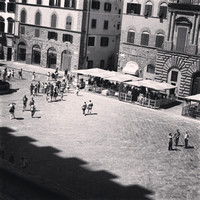 Florence, Italy Piazza